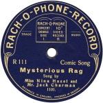 RACH-O-PHONE Record