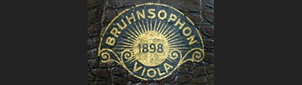 Bruhnsophon