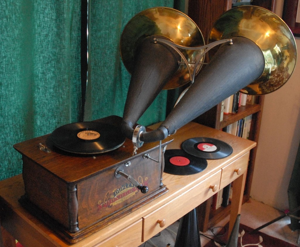 The Duplex Phonograph