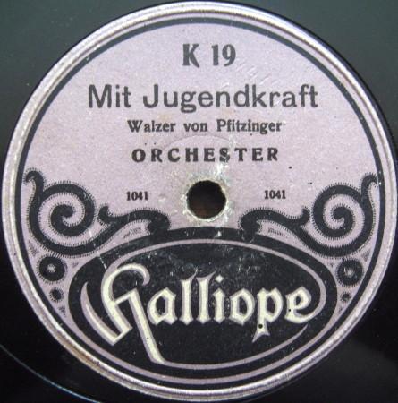 KALLIOPE-K19
