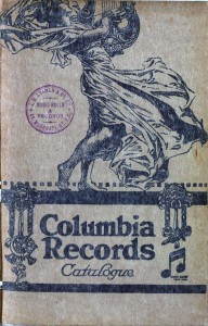 COLUMBIA-records-1916-1917-1