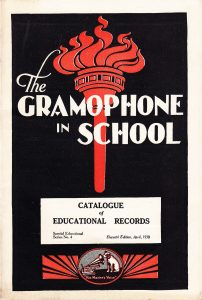 the-gramophone-in-school-1930-hmv