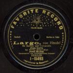 Favorite Record