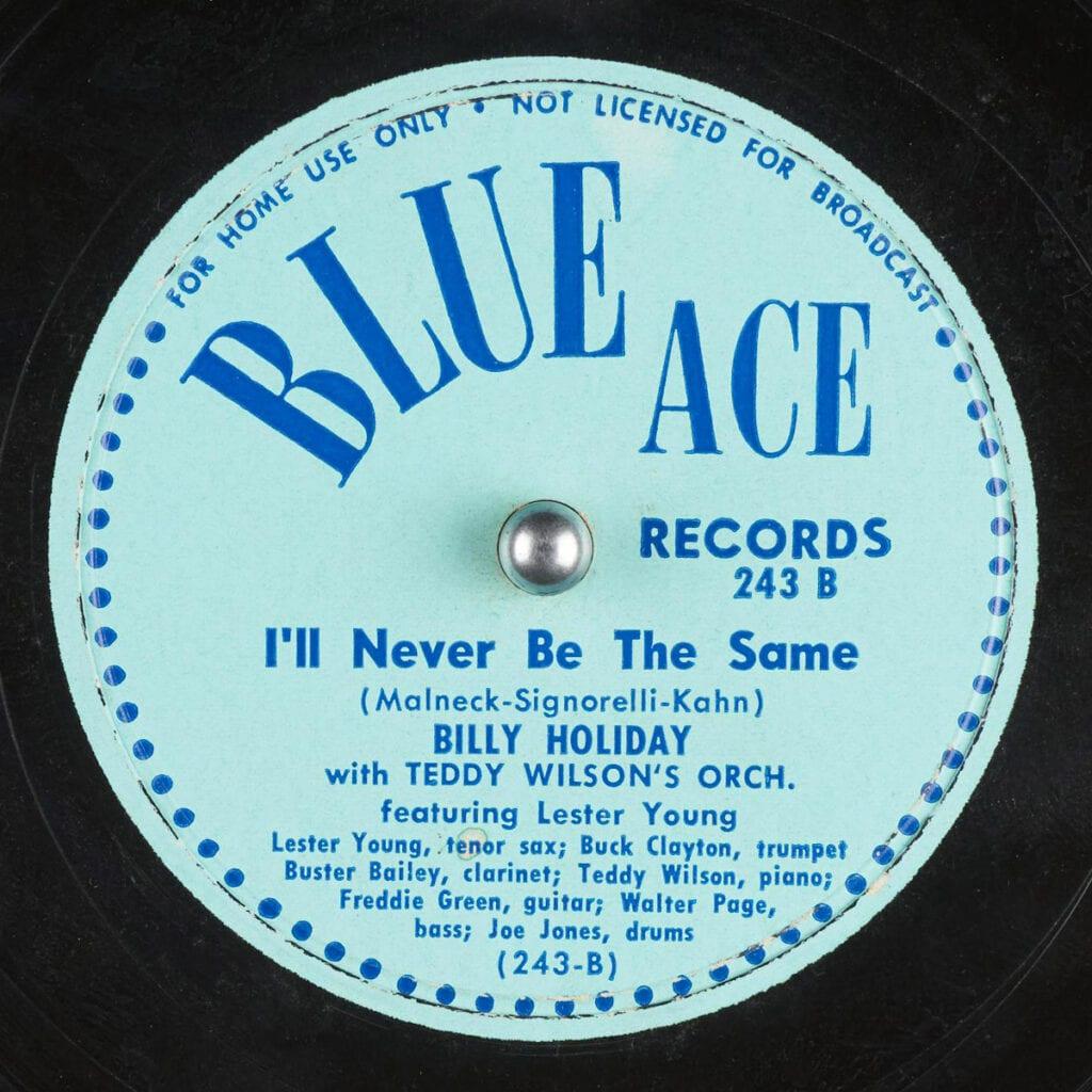 Blue Ace