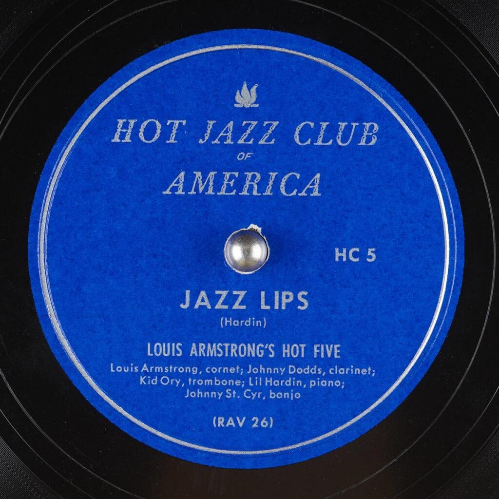 Hot Jazz Club Of America