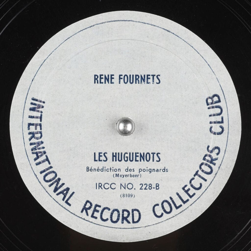 International Record Collectors Club
