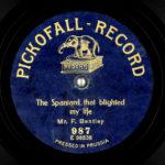 PICKOFALL - RECORD