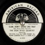 AMERICAN RECORD