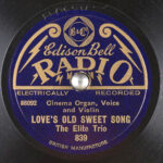 Edison Bell RADIO
