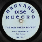 HARVARD DISC RECORD